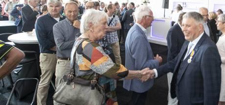 Henk Robben wilde van elke werkdag in Wierden een feestje maken