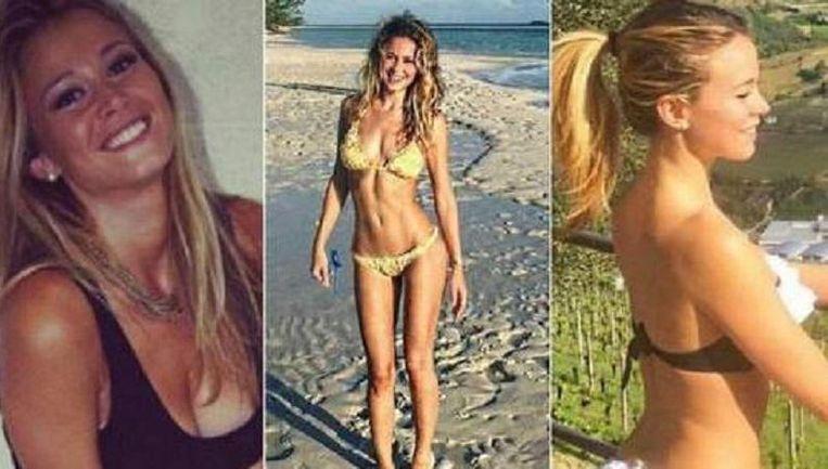 Blonde meisjes naakt Fotos