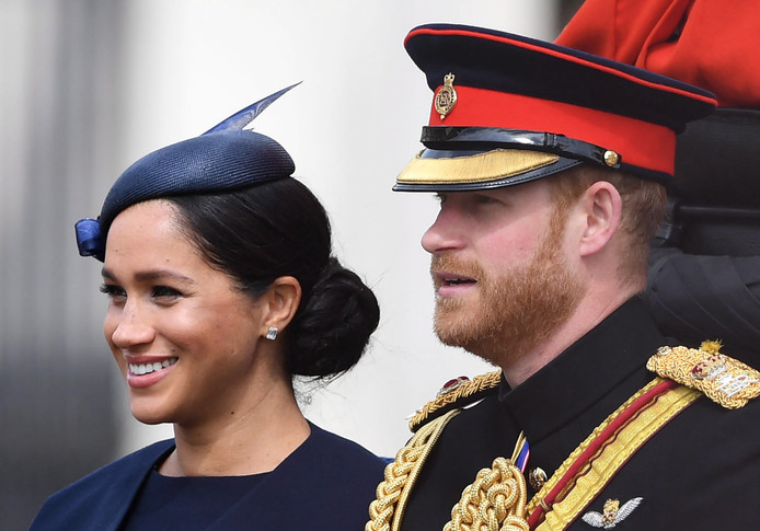 Harry en Meghan.