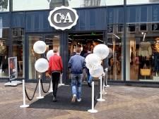 C&A Doetinchem heeft facelift gekregen