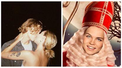 SHOWBITS. Ian Thomas viert twee jaar liefde, en kennen jullie Sinterklaasje al?