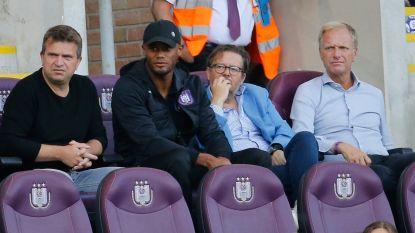 Kompany en Coucke zien Anderlecht-dames winnen in CL
