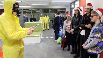 """IT-studenten moeten dodelijke virusuitbraak vermijden tijdens wedstrijd: """"Opeens brandend actueel"""""""