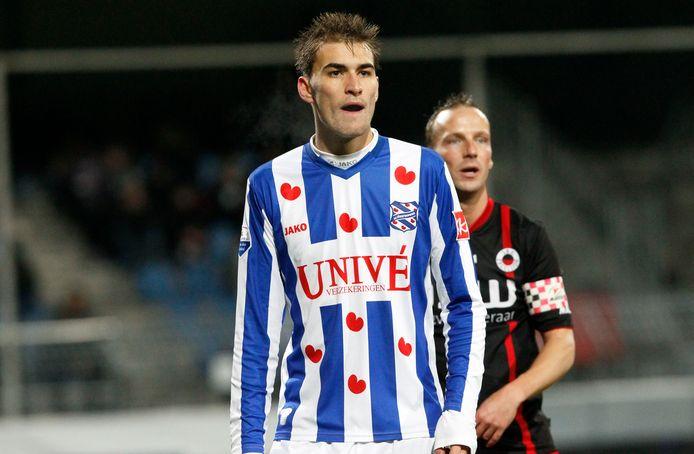 Bas Dost was namens Heerenveen in 2011 tegen Excelsior de laatste speler die vijf keer scoorde in één eredivisieduel.