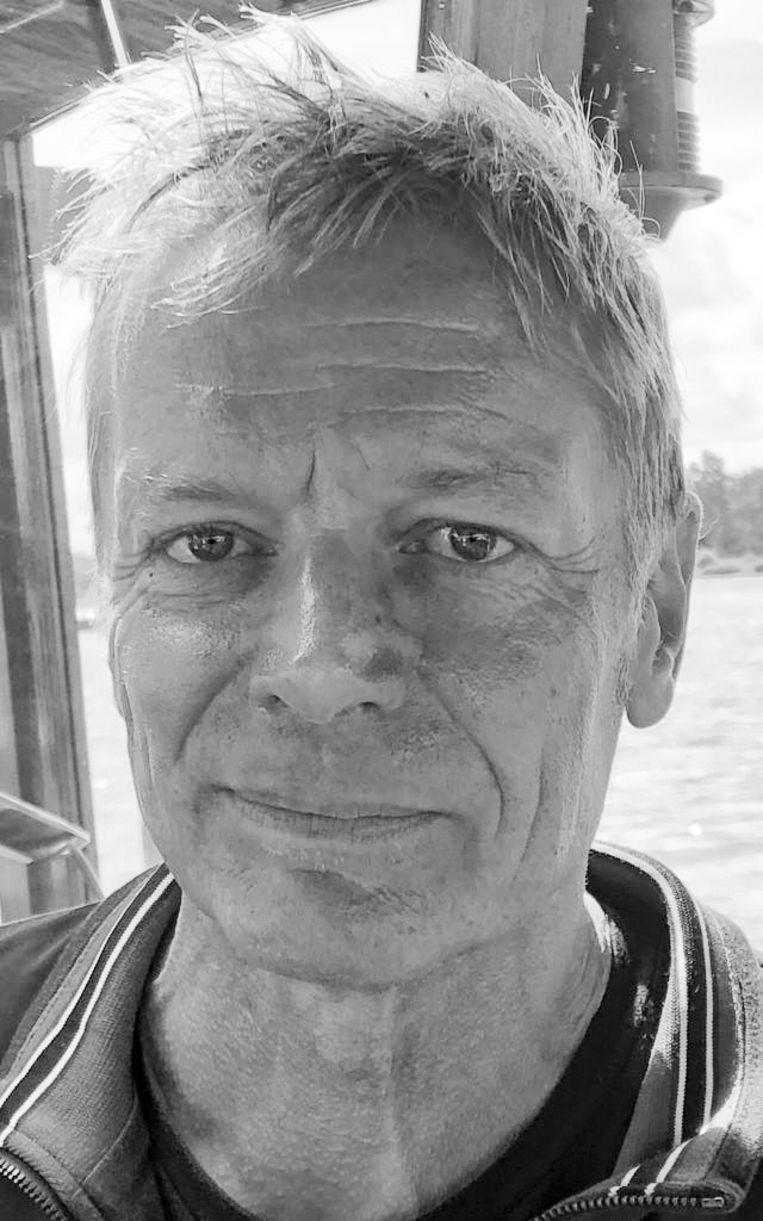 Maurice Veldman, advocaat bij Vink, Veldman & Swier advocaten, gespecialiseerd in alle facetten van het gedoogbeleid rond cannabis. Beeld