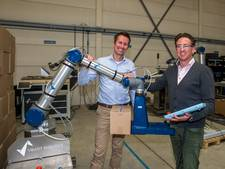 Vanderlande stapt in Smart Robotics