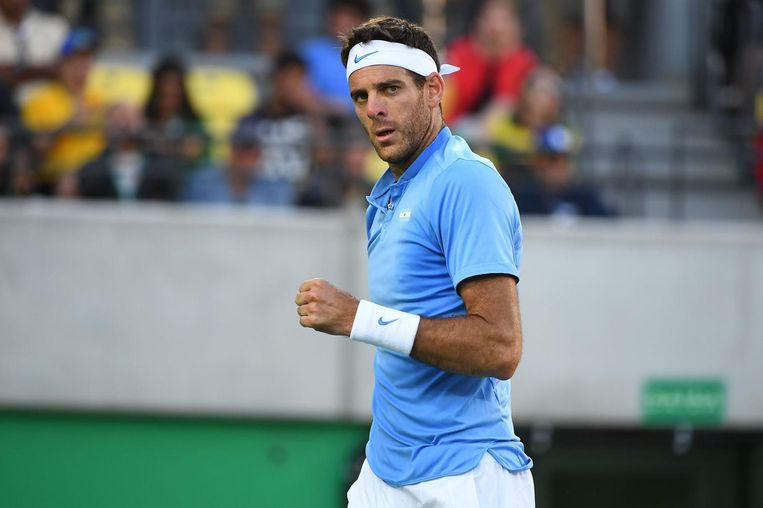Juan Martín Del Potro Beeld photo_news