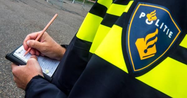 Nieuwendijkse zonder rijbewijs veroorzaakt ongeluk op A27 bij Raamsdonksveer.