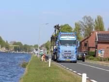 Inzakkingsgevaar: Overijssel plaatst barricades langs kanaal in Daarlerveen