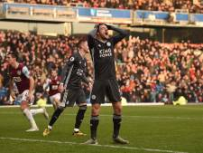 Leicester City verliest voor tweede week op rij