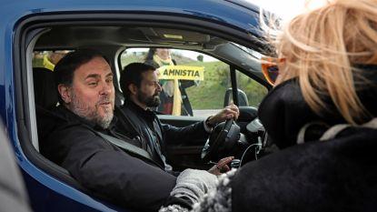 Catalaanse ex-vicepresident Junqueras verlaat gevangenis tijdelijk om les te geven