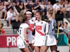 Hockeysters Amsterdam winnen Europa Cup voor het eerst sinds 1992