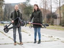 De elektrische step, mooi voor toeristen én wapen in de strijd tegen files