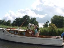 Van oude roestbak tot heerlijk vakantiebootje