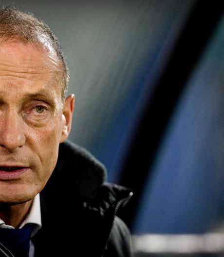 Jan Poortvliet keert na elf jaar terug als hoofdtrainer Nuenen