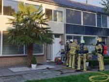 Brand in tv oorzaak woningbrand in Hengelo