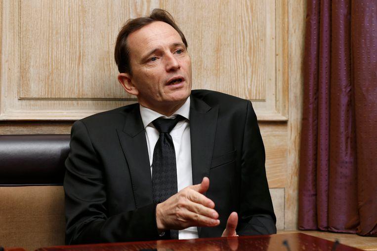 Jean-Michel Saive.