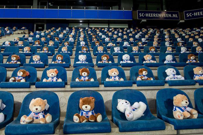 Knuffelberen in Heerenveen