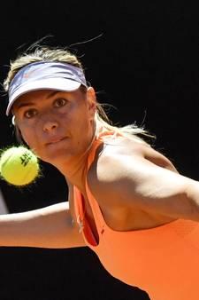 Sjarapova vraagt geen wildcard voor Wimbledon en neemt deel aan kwalificaties