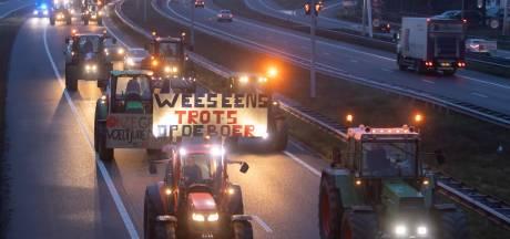 Boeren trekken morgen weer massaal naar Den Haag: nieuw filerecord?