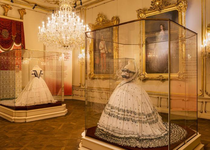La partie du Hofburg consacrée à l'impératrice Sissi.