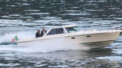 Na uitstapje met Bono: Obama op visite bij George Clooney