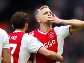 Titel kan Ajax niet meer ontgaan