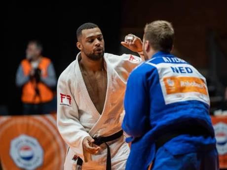 Den Haag is voor Larense judoka Ansah halte op weg naar Tokio