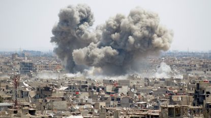 Achttien Syrische soldaten gestorven na gevecht met IS in Damascus