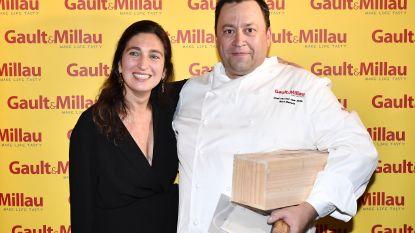 Bert Meewis van restaurant Slagmolen door Gault&Millau uitgeroepen tot Chef van het Jaar