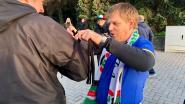 Supporters OHL brengen pakkend eerbetoon aan overleden voorzitter