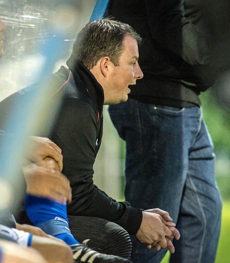 Liebregts stopt als hoofdtrainer JEKA, zijn assistent neemt de taken waar