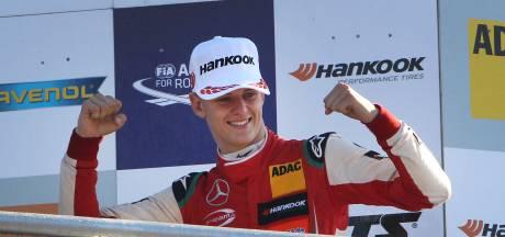 Mick Schumacher enthousiast na eerste F2-test