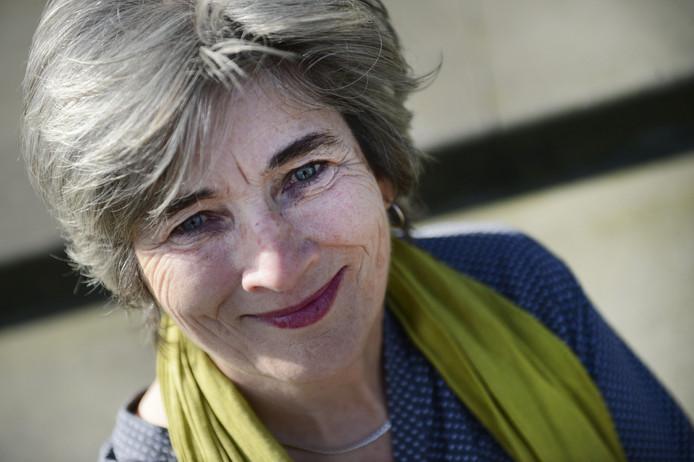 Margót Veldhuizen, stadsdichter van Enschede