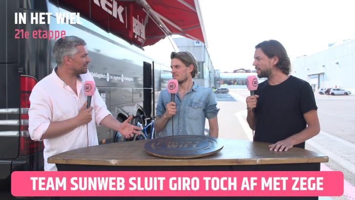 Thomas Dekker en Thijs Zonneveld blikken terug op de Giro