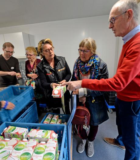 Voedsel- en kledingpakket nog altijd bittere noodzaak in Enschede