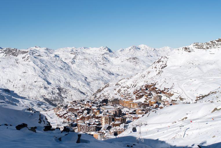 Het dorp ligt op een hoogte van 2.300 meter.