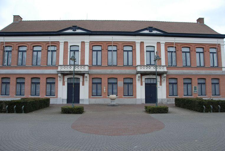 Het gemeentehuis van Kasterlee