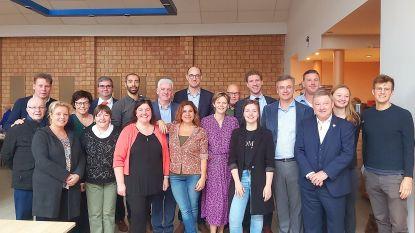 Zeven kandidaat-voorzitters CD&V stellen zich voor in Sint-Niklaas