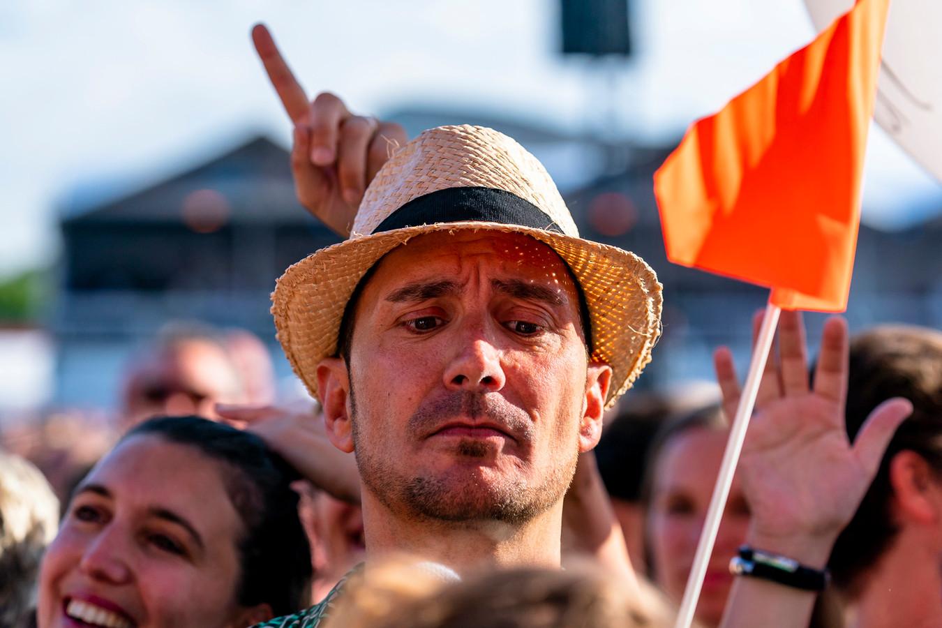 BREDA, Netherlands, 05-07-2019, entertainment, Chasseveld, Guido Weijers