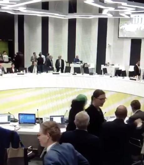 SP-fractievoorzitter De Mooij wil dat duw-wethouder Bolderdijk publiekelijk excuses maakt