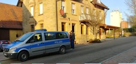Zes doden bij schietincident in Duitsland: 'dertiger vuurde op familieleden'