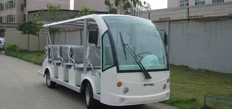 Elektrische bussen tussen WK en Markt Oirschot