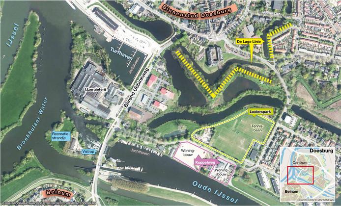 De plannen in Doesburg in een notendop.