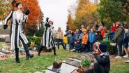 Familievoorstelling op kerkhof geannuleerd