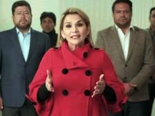 Boliviaanse interim-president trekt zich terug uit verkiezingen
