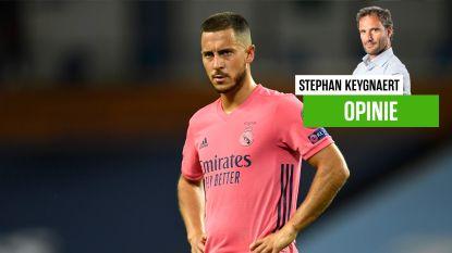 """Onze chef voetbal ziet hoe Real Madrid vanavond aan nieuwe seizoen begint alweer zonder Hazard: """"Hoe irritant is deze saga niet geworden?"""""""