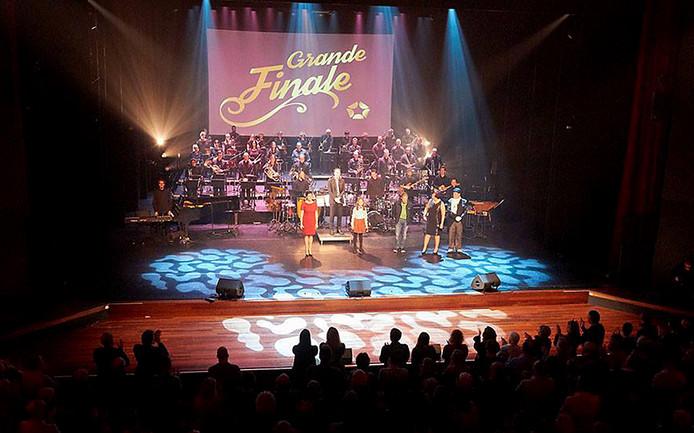 Burgemeester sluit Roosendaal 750 jaar af aan het einde van de Grande Finale