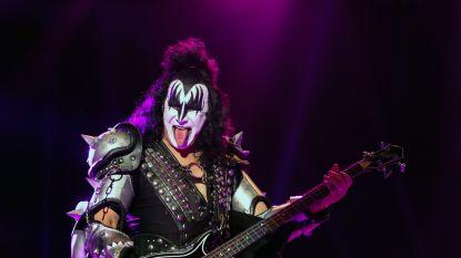 Kiss wordt headliner op Graspop