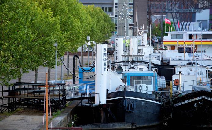 Drugsboten in Maastricht